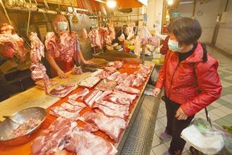 豬肉猛漲1成 中秋衝上最高點