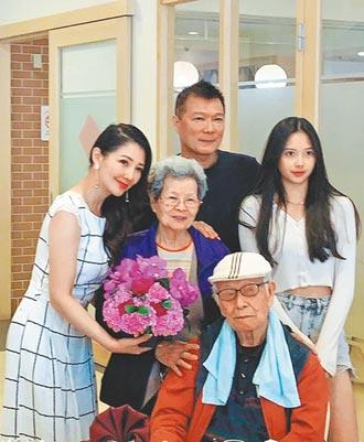 蔡詩萍疫下難過節 結婚紀念日外帶打發