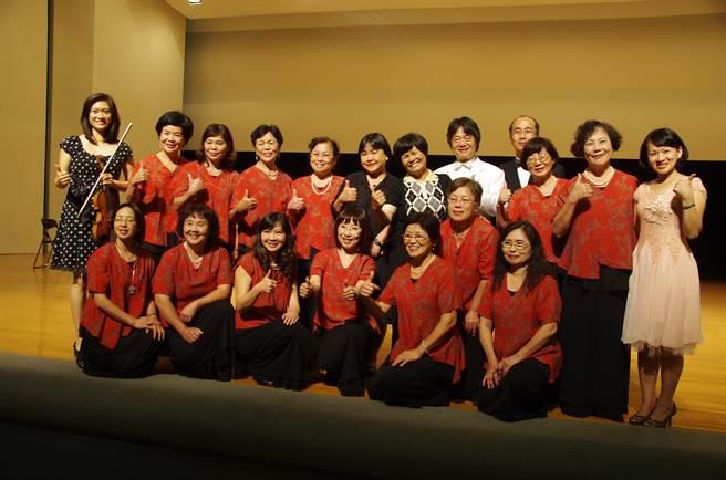 郭芝苑室內合唱團領銜的《歌舞劇鳳儀亭》將於9月26日在苗北藝文中心登台。(苗北藝文中心提供/謝明俊苗栗傳真)