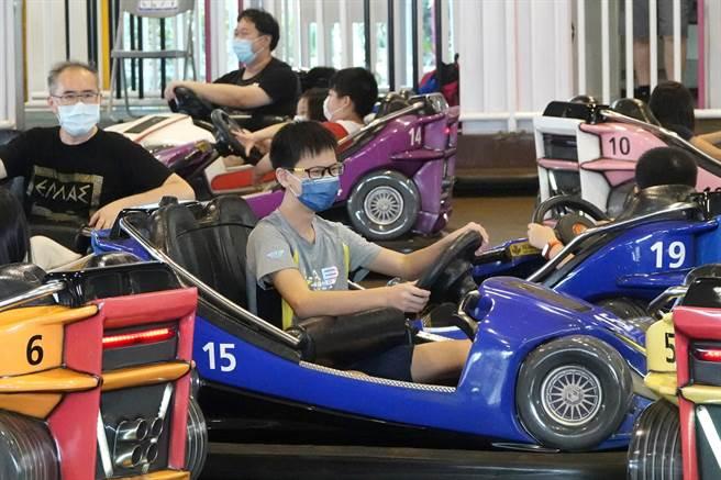 台北市立兒童新樂園1日起有條件開放,<b><a href=