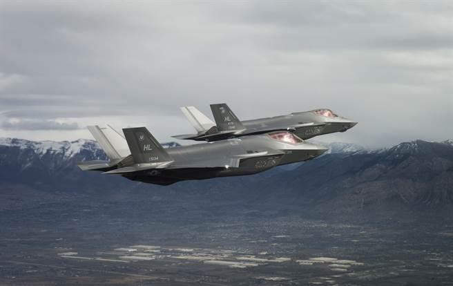 洛馬承認,由於美國今年通貨膨脹率異常地高,且F-35A正接受進一步升級,其造價將出現上揚。(圖/DVIDS)