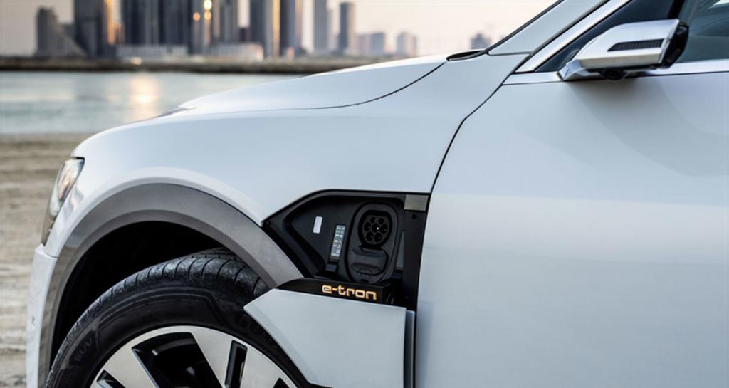 Audi 預告低風阻電動車 A6 e-tron 量產版與 Q6 e-tron 在明年亮相