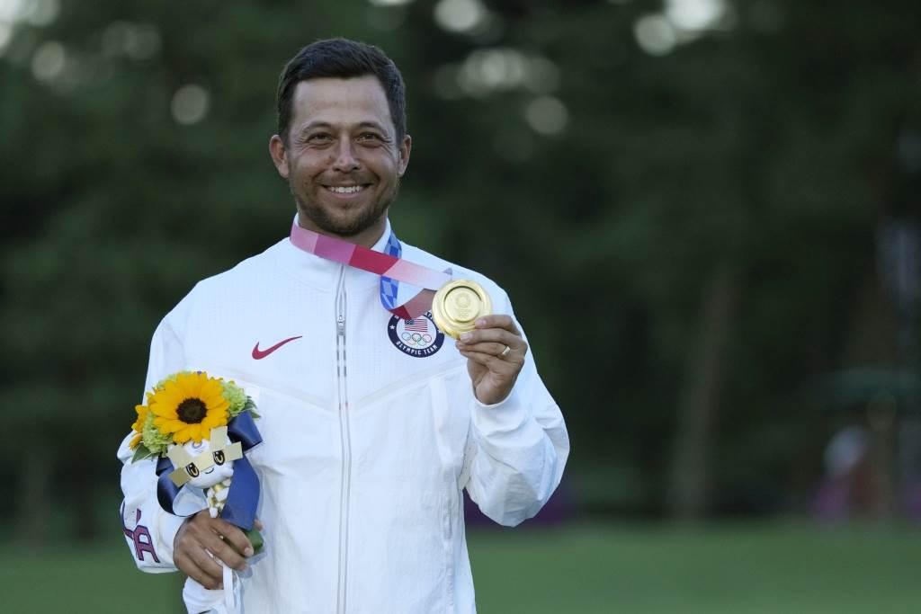 東京奧運高球金牌蕭佛利。(美聯社資料照)