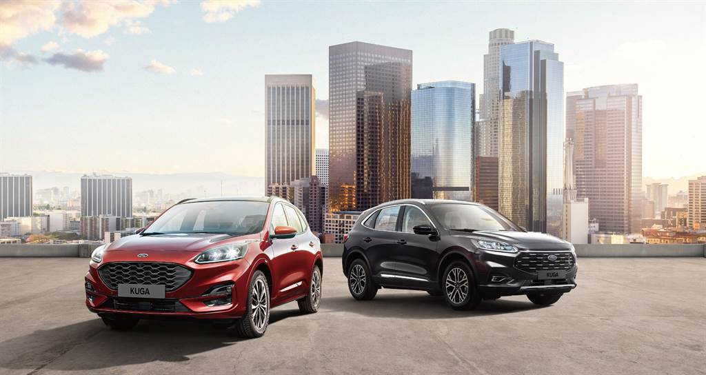 張鈞甯魅力助銷售,The All-New Ford Kuga 21.5年式X七月訂單突破1500張。