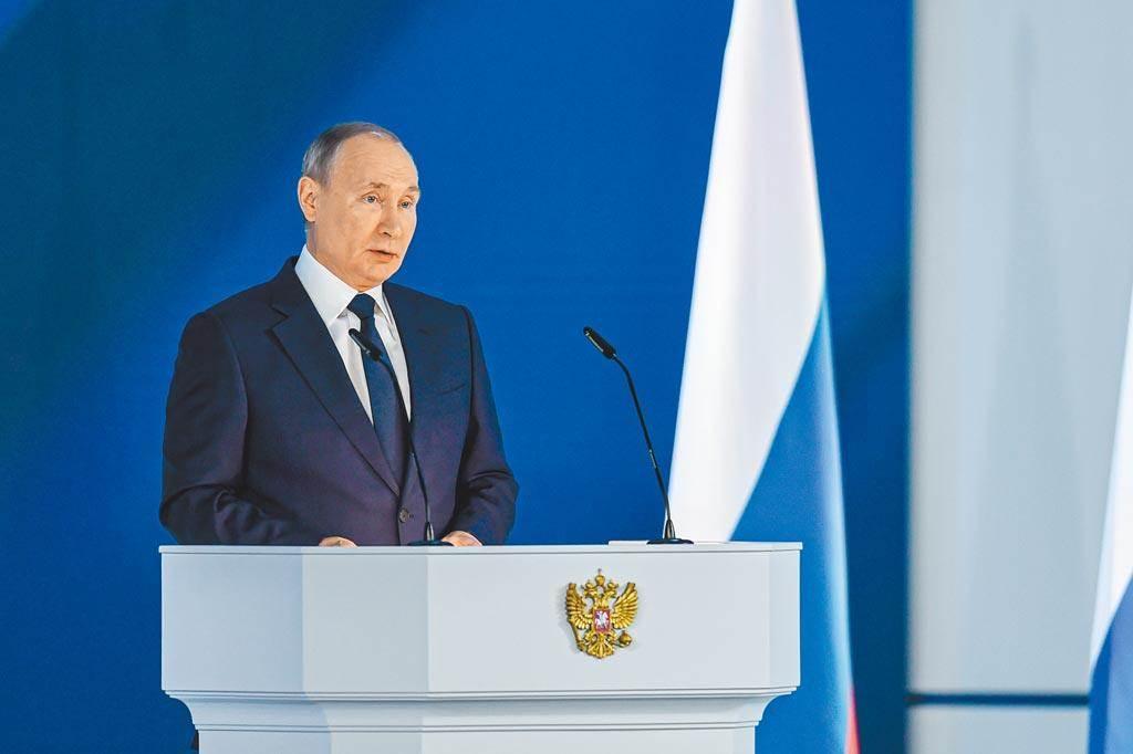 俄羅斯總統普丁不斷親自過問遠東鐵路交通基礎建設,顯示他對此格外重視。(新華社)