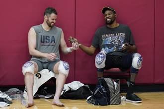 NBA》回擊美國男籃欺騙說 洛夫爆粗:我原諒他們
