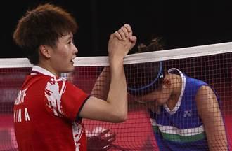 東奧》陳雨菲:在外訓練很少回家對不起爸媽 用金牌回饋他們