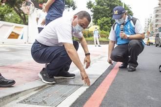 侯友宜視察通學廊道改善工程 預計明年完成50所學校