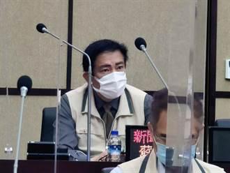 台南市府一級主管 只有他將手臂留給國產疫苗