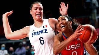 東奧》克服亂流 美國女籃跨屆52連勝