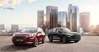 張鈞甯魅力加持Ford Kuga 21.5年式X銷售報捷 八月優惠持續