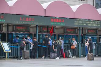 大陸新冠疫情高風險地區 鐵路暫停發售進京車票