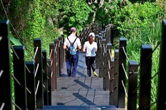 台中市觀旅局斥資翻新 太平霧峰熱門步道已完工啟用
