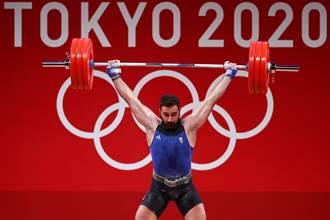 東奧》生活困頓無法維持生計 希臘舉重選手宣布退役