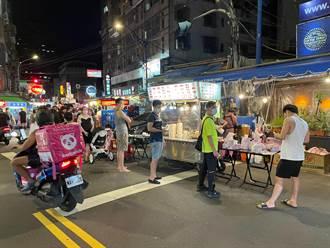 樂華夜市人潮回流約6成 知名雞排店將另覓新址