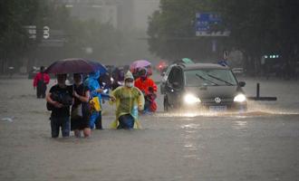 河南暴雨 官方最新統計:302人遇難、50人失蹤