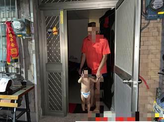 1歲男娃半夜遊走 嚇壞路人趕緊報警