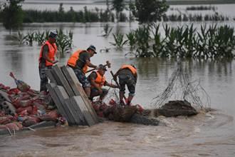 河南強降雨致302人遇難 其中鄭州市高達292人