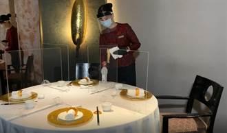 飯店內用第一槍 台北遠東首波開放2餐廳