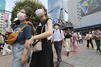 對緊急事態宣言麻痺? 日本街頭依舊人潮洶湧