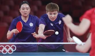 東奧》選手難為 桌球女將鄭先知壓力大到內分泌失調