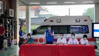 「智慧救護新雲林」 雲林縣到院前緊急救護成果亮眼
