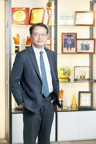 和潤企業總經理展開「總資產倍增」十年大計 林彥良力拚晉級 服務業營收30強