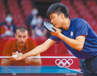 東奧》桌球團體賽 林昀儒將再遇德國 女團今戰日本