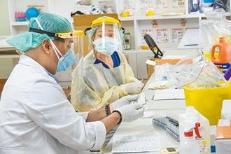 陪病者PCR太貴 衛福部擬以快篩代替