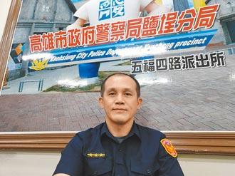 高雄王椿富 被警察耽誤的畫家