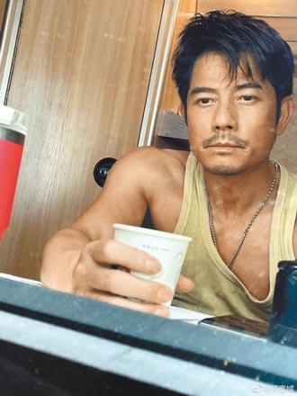 《掃毒3》因疫燒掉3600萬郭富城回香港等開工