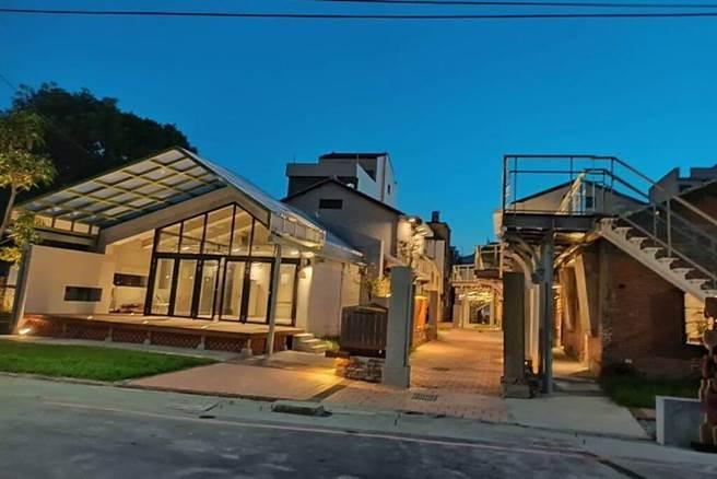 ▲和興青創基地為舊宿舍改建。 圖:彰化縣政府城市暨觀光發展處/提供