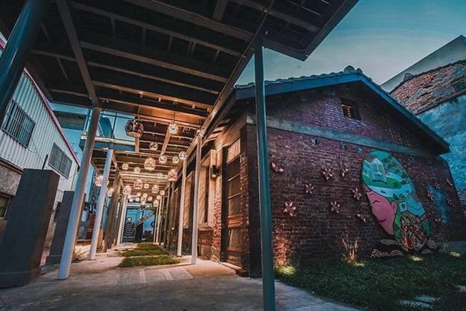 ▲和興青創基地充滿古色古香之美。 圖:彰化縣政府城市暨觀光發展處/提供