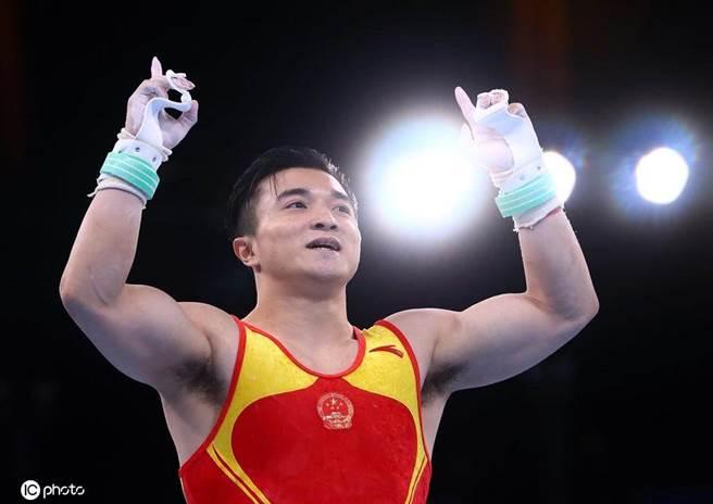 中國隊體操運動員劉洋。(鳳凰體育)