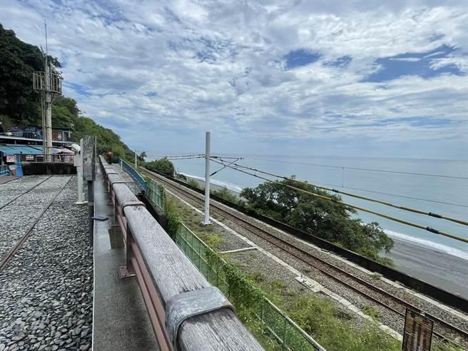最美車站多良火車站暫停開放2個多月後,即日起解封。(莊哲權攝)