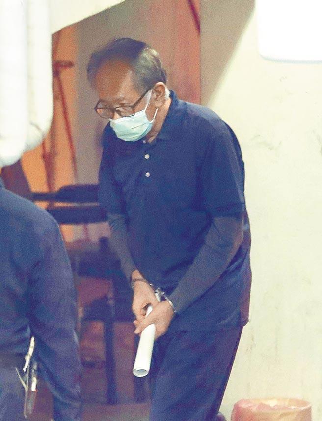 涉及貪汙案的立委陳超明,台北地院裁定延長境管8月。(本報資料照片)