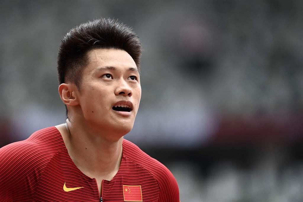 謝震業創中國奧運史闖入200米半決賽第一人。(澎湃新聞)
