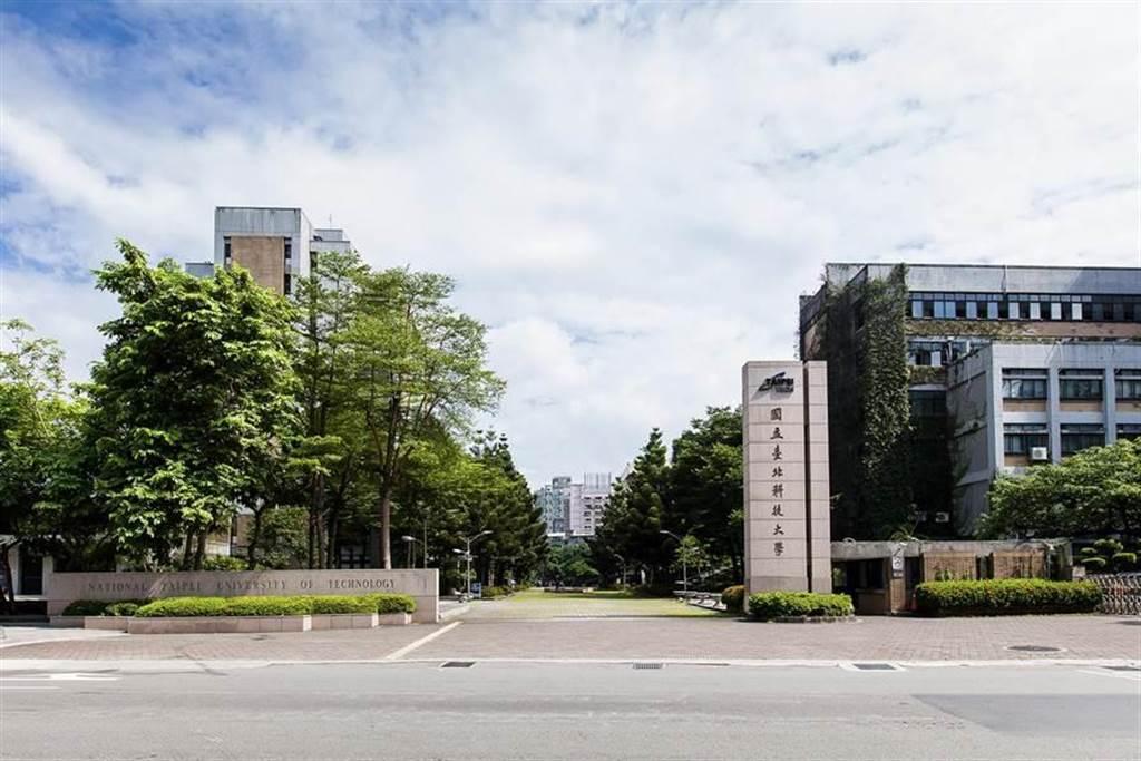 北科大是技職體系學生心目中的理想學校。(北科大提供/林志成台北傳真)