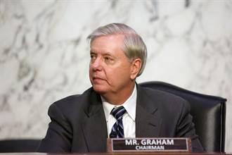 雖打完疫苗 美國聯邦參議員葛蘭姆宣布確診