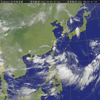 「盧碧」颱風恐生成 模擬路徑曝 挾西南季風這2天雨勢更劇