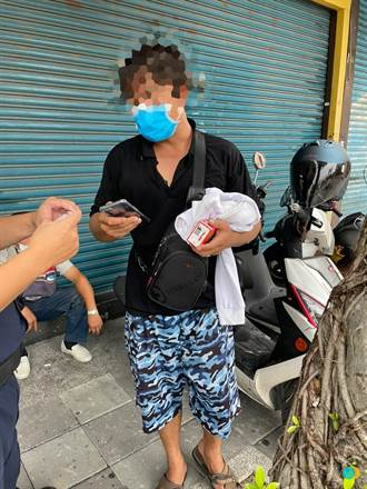 半夜搜刮檳榔攤 38歲男被逮:我只是想抽菸