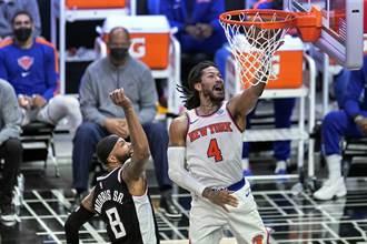 NBA》飆風玫瑰續留尼克綻放 佛尼爾攜槍投靠