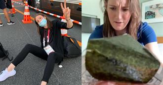 怎麼這麼難!加拿大奧運播報員「不會開御飯糰」向日本網友求救 撕破海苔崩潰樣被瘋轉
