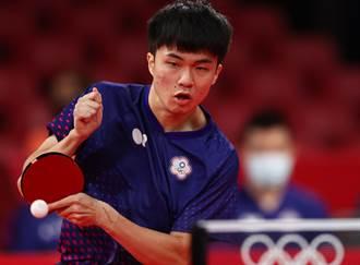 東奧》林昀儒今搶桌球男團4強門票 輔大揭他私下真面目