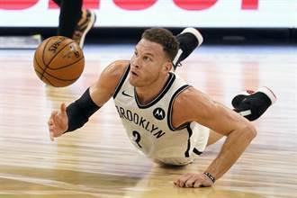 NBA》續保四星戰隊!籃網跟布雷克葛瑞芬續約1年