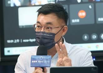 江啟臣重申不選2024總統大選 要當「造王者」