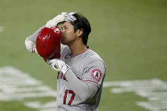 MLB》大谷翔平連8打數無安打 剛獲MVP就陷入低潮