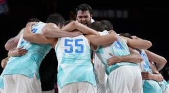 東奧》「像個大家庭」 斯洛維尼亞教頭讚球隊太特別