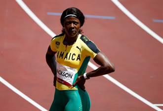 東奧》牙買加女飛人太靠勢 200公尺預賽竟遭淘汰