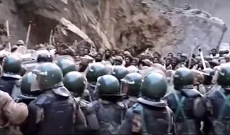 影》中印邊境衝突新畫面流出 曝火爆交手過程